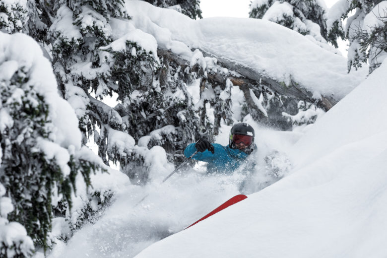 Craig Barker Photography - Winter Skiing Adventure - Jimmy White