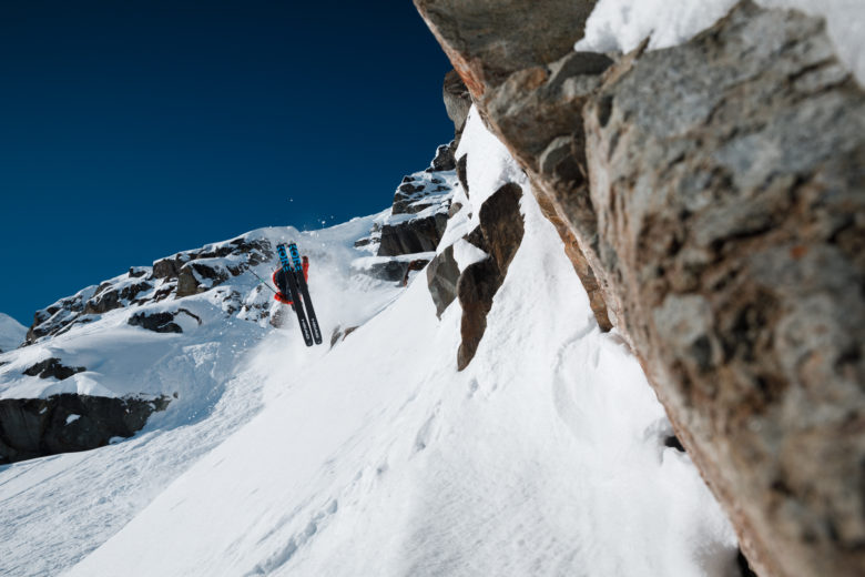 Craig Barker Photography - Mitchell Long - Head to the Kore - Whistler Blackcomb
