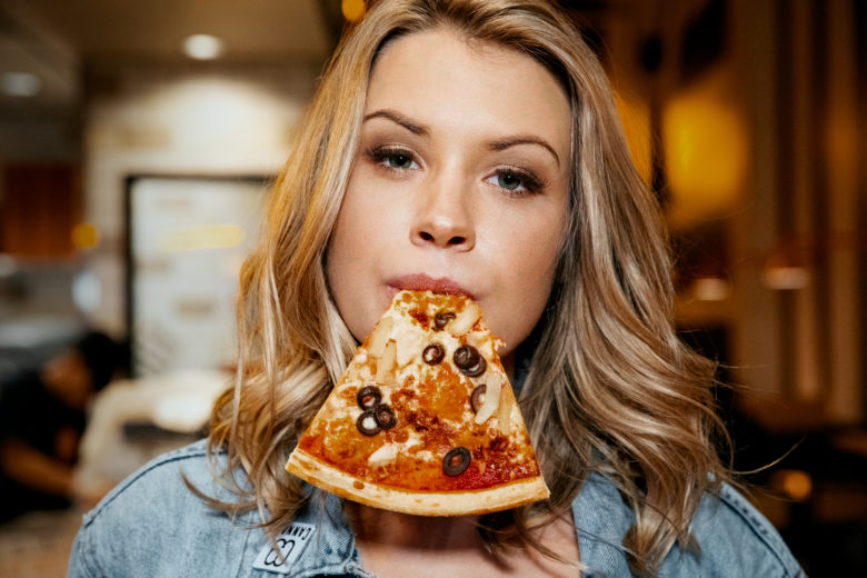 Blaze Pizza Commercial Photography