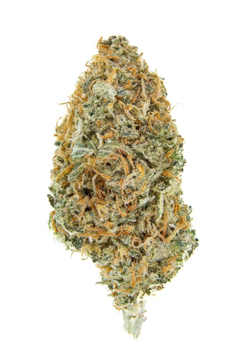 CBG Kush Dried Cannabis Flower Grown by WMMC